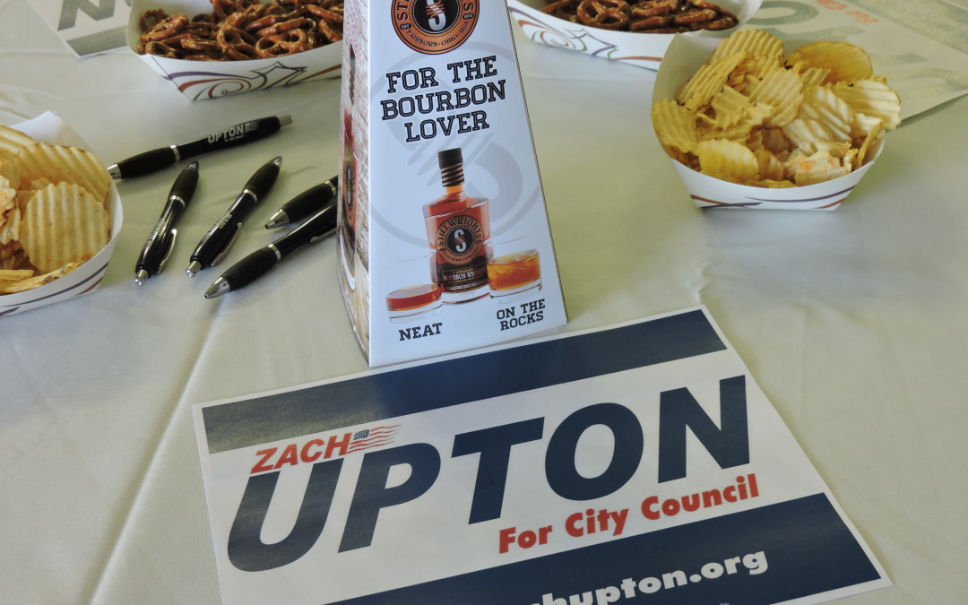 Campaign Kickoff for Zach Upton